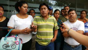 TUXTLA MADRES PADRES DE FAMILIA APOYAN CNTE JULIO 2016