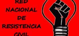 Denuncian hostigamiento del ejército mexicano vs Red Nacional de Resistencia Civil.