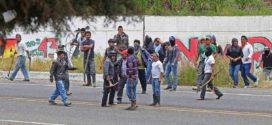 Chiapas: Pronunciamiento de organizaciones sociales contra las agresiones al magisterio y sociedad civil en San Cristóbal de las Casas.