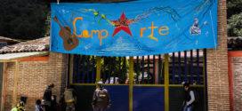 """Chiapas: Inicia el CompArte """"celebrando a la humanidad, sus dolores, sus alegrías y sus luchas"""""""