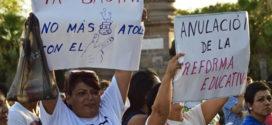 Monterrey: estrategias de criminalización y represión contra el movimiento magisterial y la sociedad civil solidaria