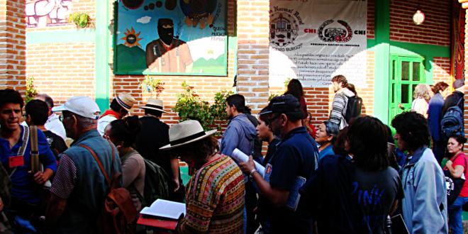 CIDECI-Unitierra anuncia que sí habrá Festival CompArte.