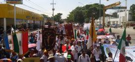 """Chiapas: """"se ha agotado el tiempo de la paciencia del pueblo"""", Pueblo Creyente en solidaridad con el magisterio."""