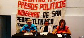 """CNI-MEXICO: """"Dolor y la rabia de tener a compañeros secuestrados por el Estado"""""""