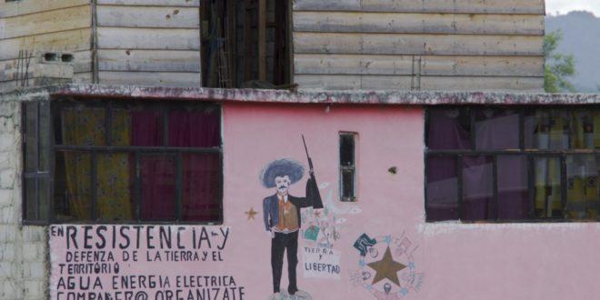 """Chiapas: """"Nos quieren arrebatar y privatizar nuestras tierras"""", denuncia la comunidad 5 de Marzo, en SCLC."""