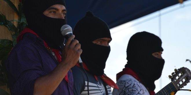 """EZLN: Invitación a """"CompArte y ConCiencias por la Humanidad""""."""