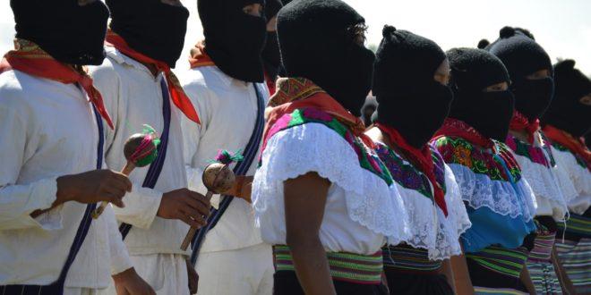 Chiapas: Festival CompArte y 13 años de las JBG zapatistas, en el Caracol de Morelia.
