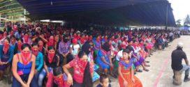 Festival CompArte en el caracol zapatista de La Realidad, Chiapas
