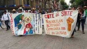 CNTE CDMX - SEC 7 - AGO 2016