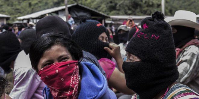 """""""Contra el Capital y sus muros: todas las artes"""", EZLN"""