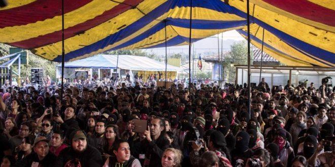 """Finaliza el Festival """"compARTE por la Humanidad"""" en CIDECI-Unitierra. Continúa ahora en los caracoles zapatistas."""
