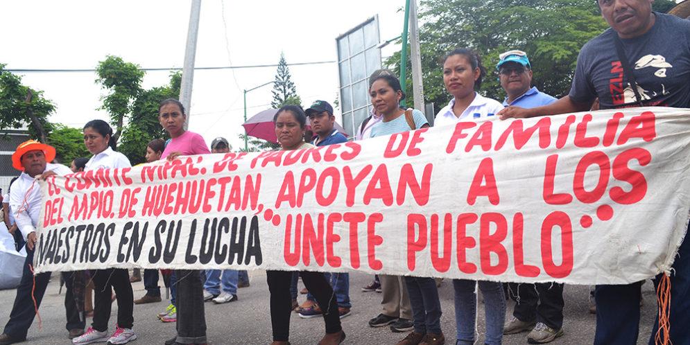 Chiapas: la lucha magisterial ante el linchamiento mediático