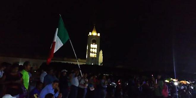 """""""El movimiento está saliendo sólido"""", CNTE Chiapas"""