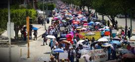 """Chiapas: """"La ruta está trazada: desobedecer, resistir y luchar"""", CNTE"""
