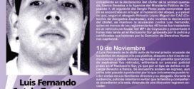 """México: """"Si a nosotros presos nos intentan someter pues no lo logran"""", Luis Fernando Sotelo, preso político."""