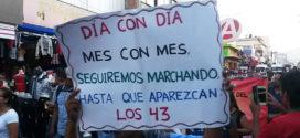 """Ayotzinapa: """"el delito de ser pobres y atreverse a soñar"""", CNTE"""