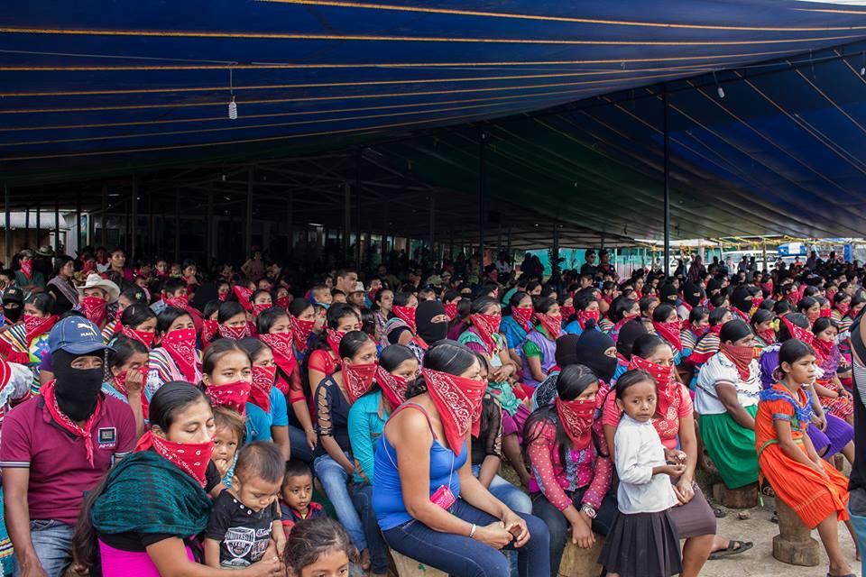 CNI-EZLN: Convocatoria a la segunda etapa del V Congreso Nacional Indígena
