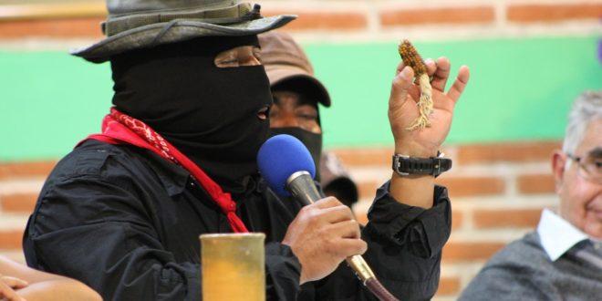 EZLN hace 30 años, hace 20 años: Subcomandante Moisés
