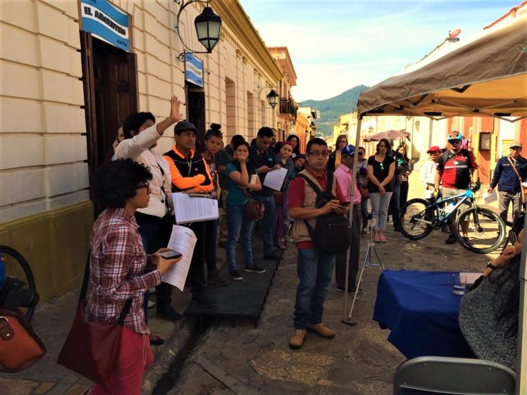 """Chiapas: """"Proyecto andador Guadalupano viola derechos de la infancia"""", OSC"""