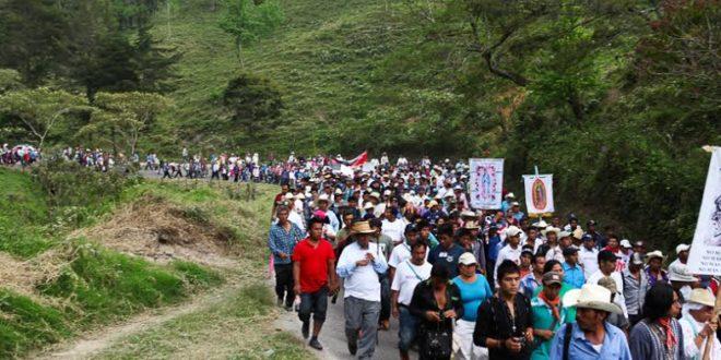 "Chiapas: ""Nos están atacando por denunciar los narcopolíticos en Simojovel"", Pueblo Creyente"