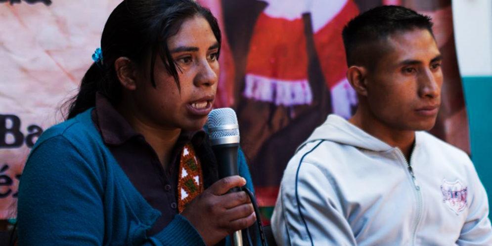 """""""El Estado mexicano y el gobierno de Chiapas siguen siendo sordos y ciegos frente a nuestra situación"""", desplazados de Banavil"""