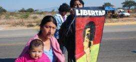 Álvaro Sebastián, 19 años injustamente preso en Oaxaca, México