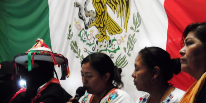 """""""Los colores, lenguas y geografías que hacemos el CNI somos ustedes"""", CNI – EZLN"""