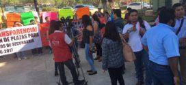 Chiapas: Denuncian corrupción en la asignación de plazas a docentes de Telesecundaria
