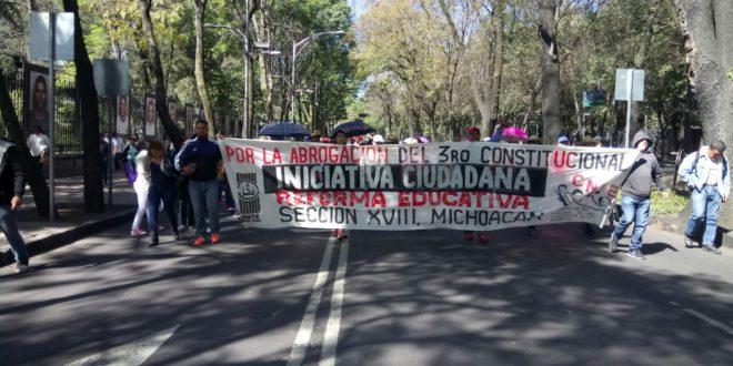 INICIATIVA CIUDANA CNTE FEBREO 2017