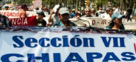 Chiapas: Movimiento Magisterial exige la libertad de Silvia Juárez, integrante del comité de padres de familia