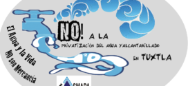 """""""Privatizar no es la solución para eficientar un sistema de agua"""", Tuxtla Observatorio Ciudadano"""