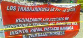 """Chiapas: """"No dejen que esto llegue a un término fatal"""", trabajador@s de la salud ante próxima huelga de hambre."""