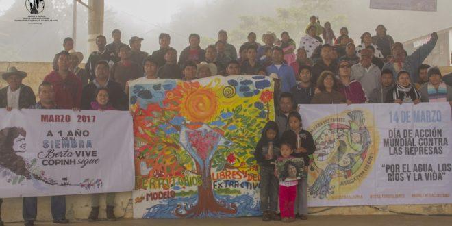 Chiapas: Altos, Sierra, Costa, Selva y Frontera rechazan represas en defensa de los ríos