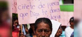 """""""Me tuvieron que inventar lo de motín, daños y secuestro"""", Silvia Juárez, presa por defender el territorio zoque"""