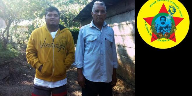 Libre uno de tres ejidatarios, que luchan contra el despojo en Cascadas de Agua Azul, Bachajón, Chiapas