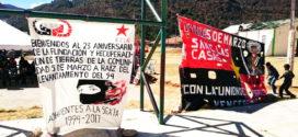 """""""Decidimos no quedar en el olvido, aquí seguimos luchando"""", comunidad 5 de Marzo, SCLC Chiapas."""
