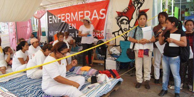 Chiapas: Violencia institucional contra trabajadoras de la Salud, denuncia la Campaña Popular Contra la Violencia Hacia las Mujeres
