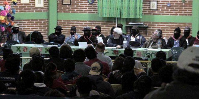 EZLN -CIDECI – ABRIL 2017