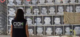 """Ayotzinapa: """"¿quiénes son """"el Caminante"""" y """"el Patrón?"""", CIDH"""