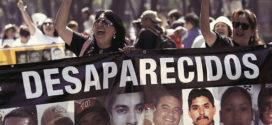 """""""Propuesta regresiva"""", Ley General de Desaparición de Personas, de Peña Nieto"""