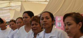 Regresarían enfermeras a huelga de hambre en Chiapas. La Secretaría de salud, no cumplió los acuerdos firmados