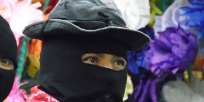 """EZLN: """"El mundo capitalista es una finca amurallada"""", Sub Moisés"""
