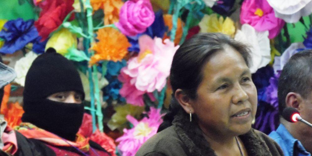 CNI zona norte de Chiapas, denuncian amenazas, detenciones forzadas y homicidios por parte de los tres niveles de gobierno