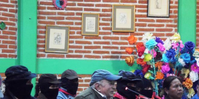 EZLN CNI – CIDECI – ABRIL 2017 – POZOL