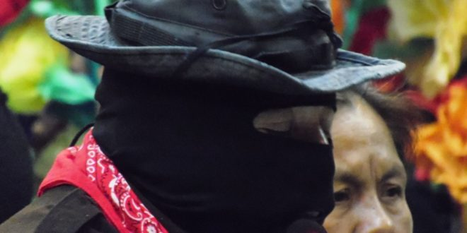 """CNI_CIG y EZLN, denuncian agresiones de """"los capitalistas, gobiernos y sus cárteles"""", contra pueblos originarios"""