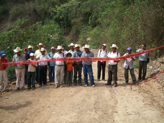 Empresas mineras provocan división comunitaria en Chicomuselo, Chiapas