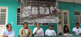 """""""Acceso a la justicia de personas migrantes desaparecidas en Chiapas"""", exigen familiares y DDHH"""