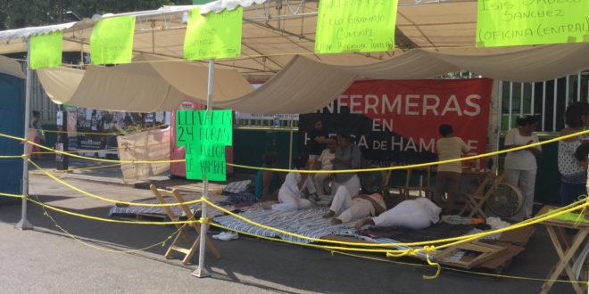 HUELGA DE HAMBRE – TUXTLA ABRIL 2017
