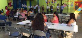 """""""Conciencia, corazón y valor"""", Proyecto Comunitario para la Escuela, AED-CNTE Chiapas"""