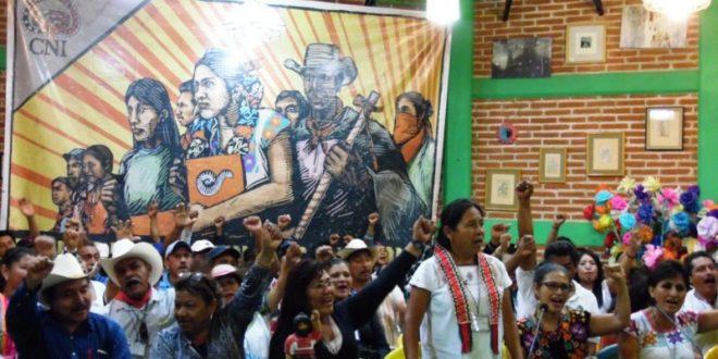 """""""Sólo en la resistencia y rebeldía, los caminos posibles para seguir viviendo"""", CNI – EZLN México"""